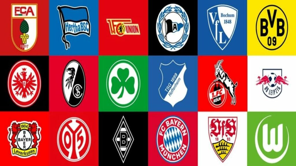 Which teams will be a part of the Bundesliga 2021/ 22 season