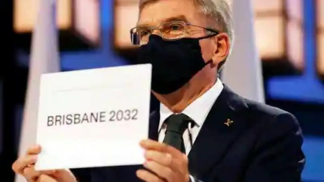 Thomas Bach announces Brisbane as the 2032 Summer Olympics host city