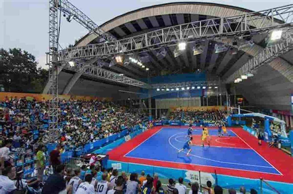 Tokyo Olympics 3v3 Basketball