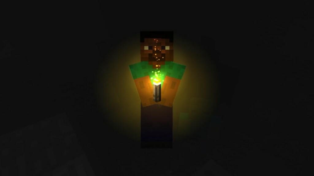 Torch in Minecraft