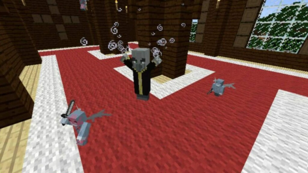 Totem of Undying in Minecraft