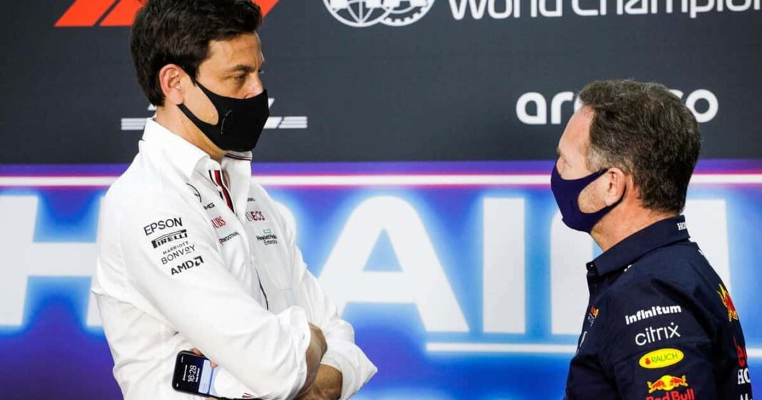 Toto Wolff on Red Bull