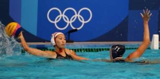 Tokyo Olympics Water Polo Spain vs USA