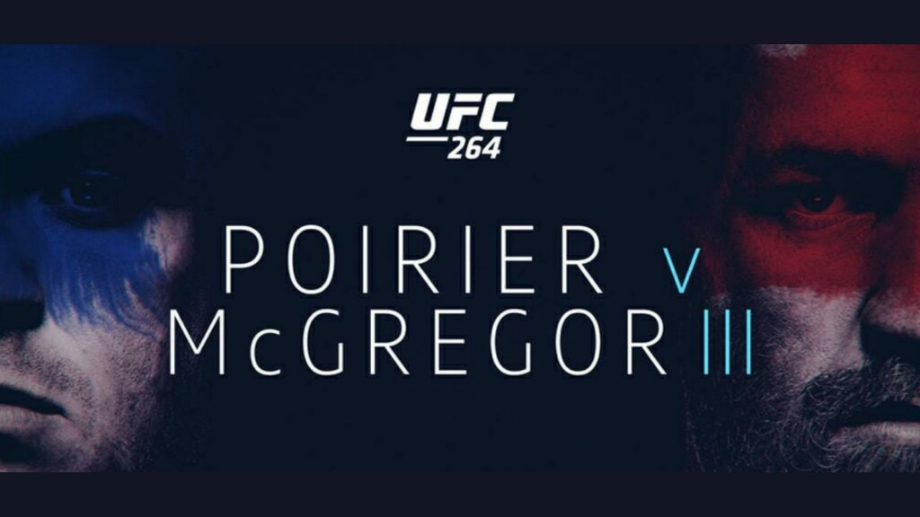 UFC 264 live results