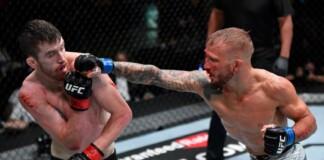 Cory Sandhagen vs. TJ Dillashaw at UFC Vegas 32