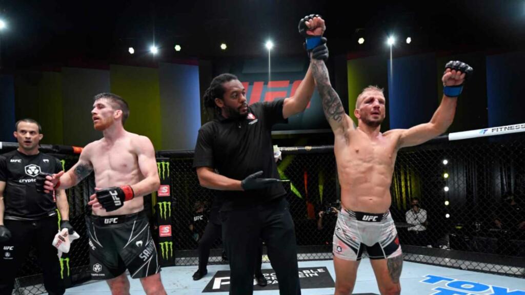 UFC Vegas 32 main event