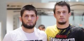 Usman Nurmagomedov and Khabib Nurmagomedov
