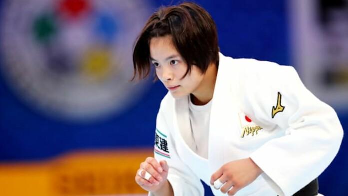 Uta Abe Tokyo Olympics