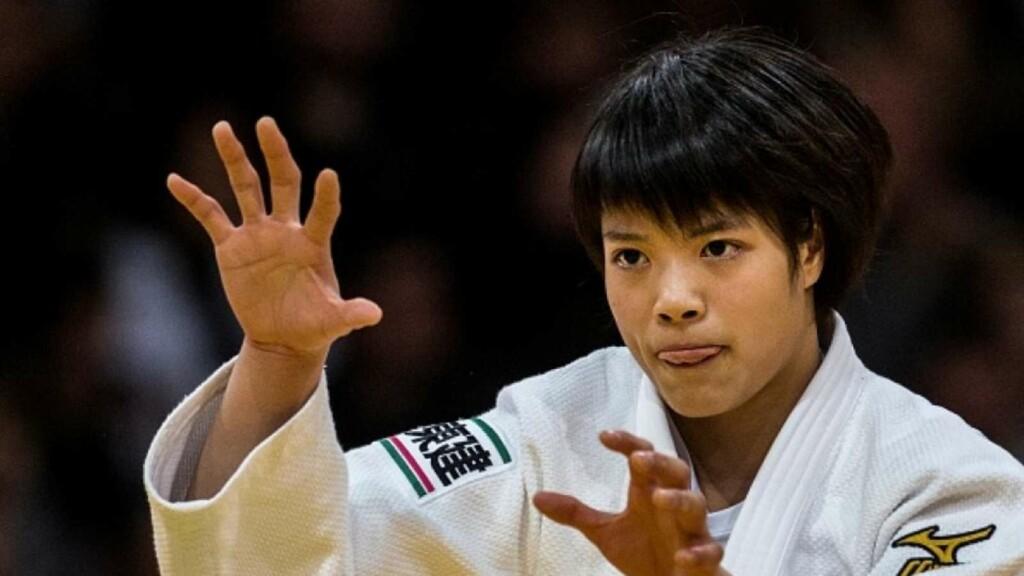 Uta Abe olympics