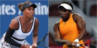Venus Williams and Sloane Stephens