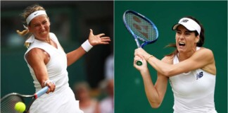 Victoria Azarenka vs Sorana Cirstea will clash in the 2nd round of the Wimbledon 2021