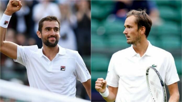 Wimbledon 2021: Daniil Medvedev vs Marin Cilic Preview, Head to Head and Prediction » FirstSportz