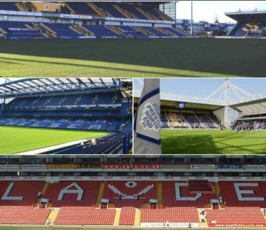 Oldest Football Stadiums