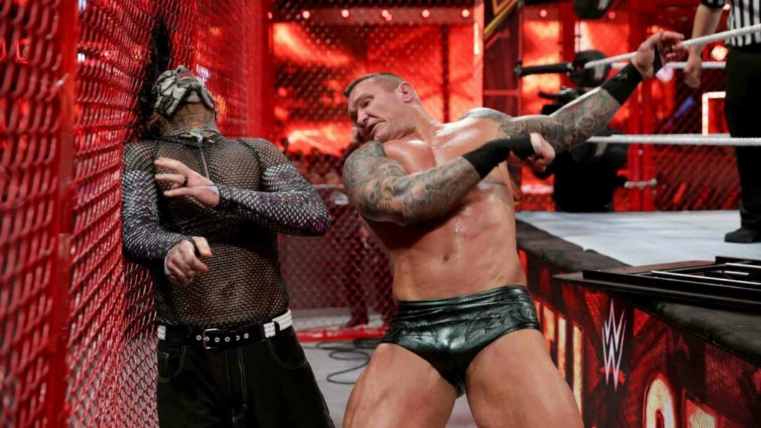 WWE must resume the rivalry between Randy Orton and Jeff Hardy