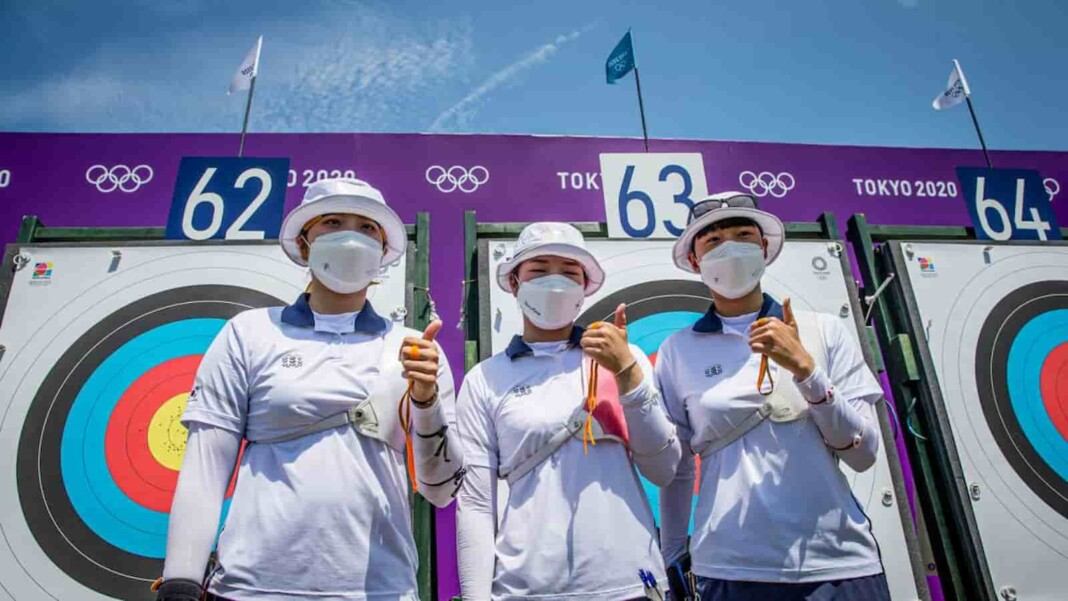 Archery Tokyo Olympics