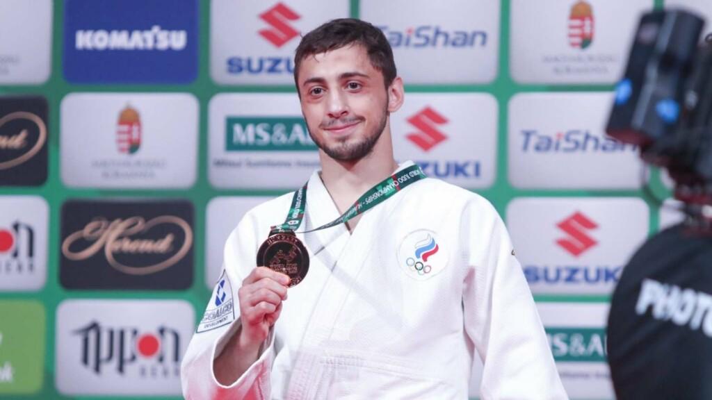 Yago Abuladze olympics