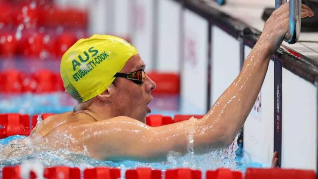 Swimming at Tokyo Olympics:Zac Stubblety-Cook