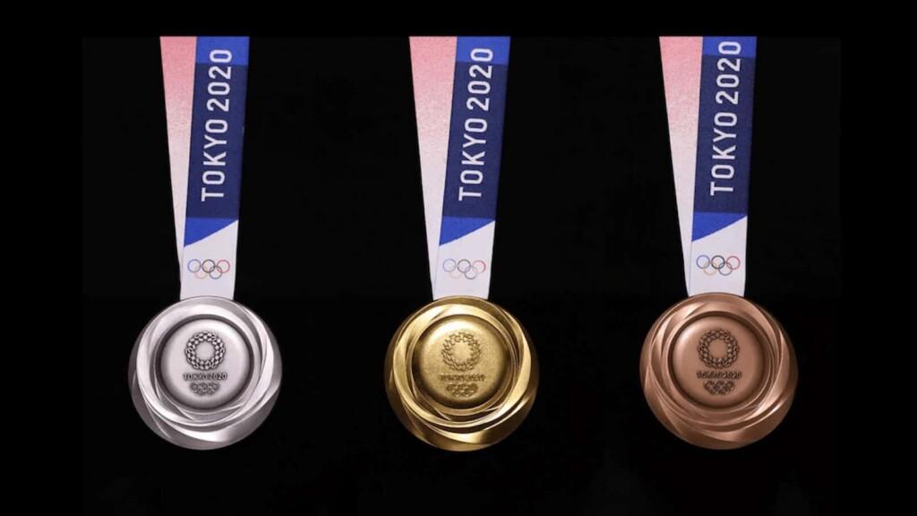 Tokyo Olympics 2020 medal tally