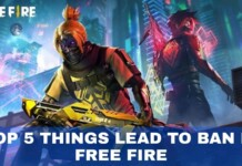 Ban In Free Fire