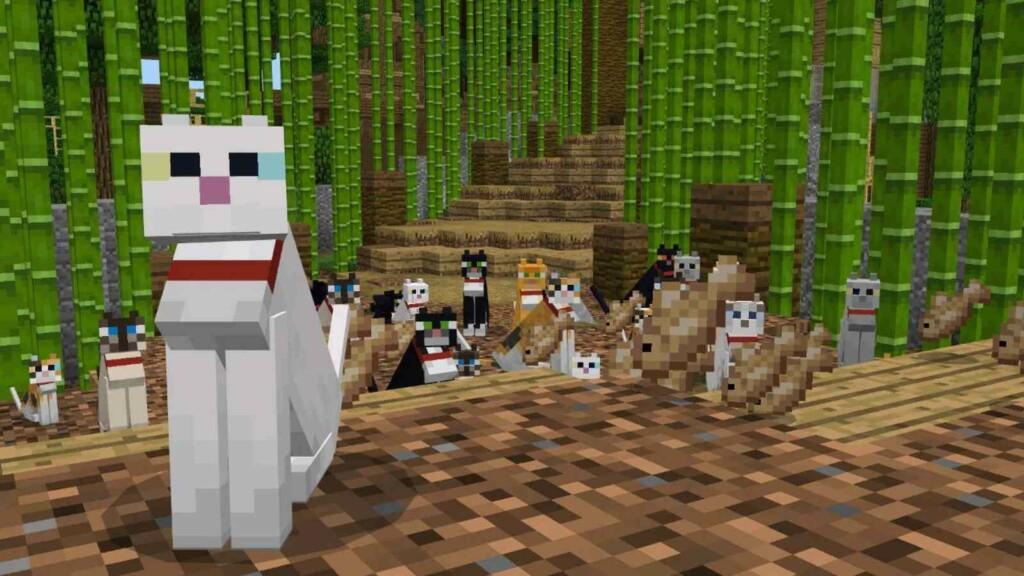 best Minecraft pets