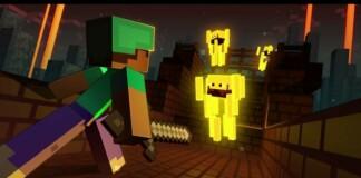Blazes in Minecraft