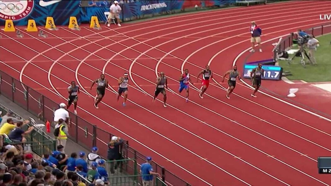 List of Athletics World record and Olympic record in all track and field events