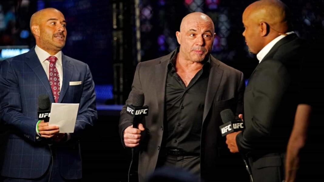 commentators for UFC 264