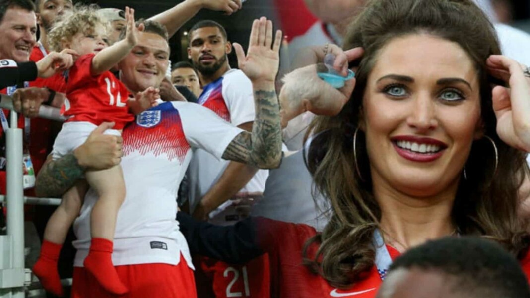 Kieran Trippier wife: All you need to know about the English player's wife