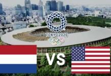 Netherlands Women vs USA Women