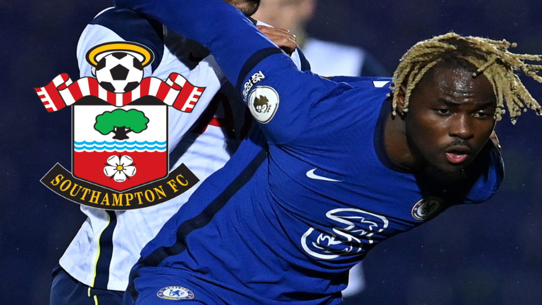 Dynel Simeu closing in on a move to Southampton from Chelsea