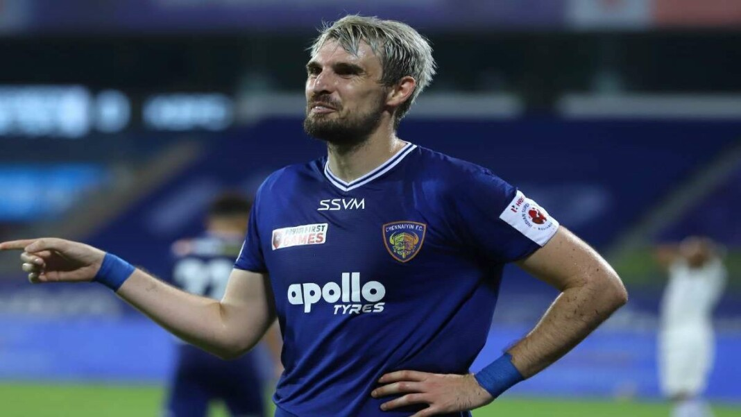 Enes Sipovic signs with Kerala Blasters for the upcoming ISL 2021/22 season
