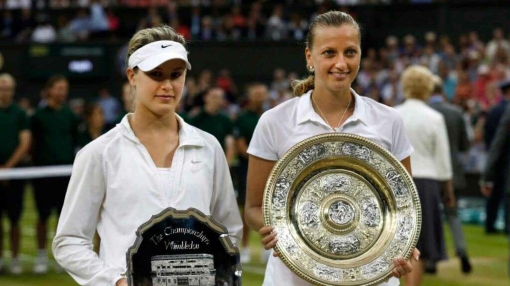 bouchard and kvitova
