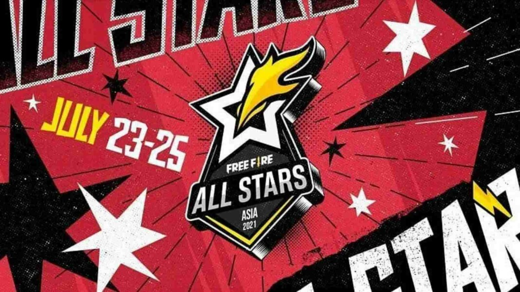 Free Fire All Star Asia 2021