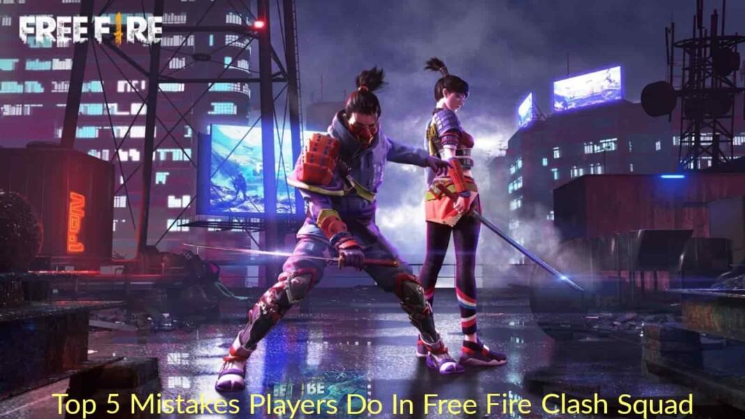 Free Fire Clash Squad Mode