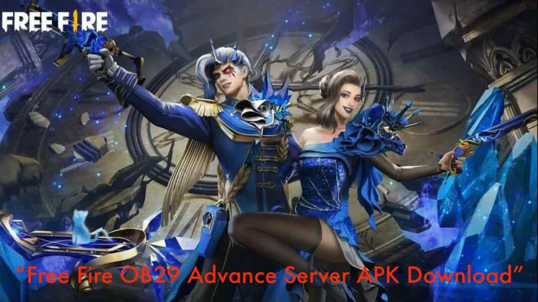 Free Fire OB29 Advance Server