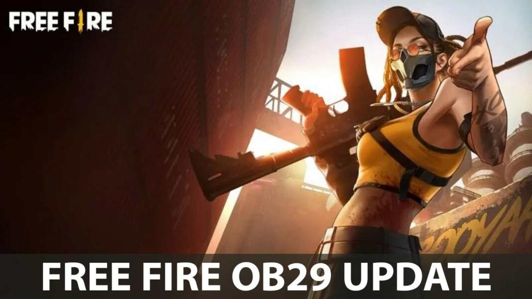 Free Fire OB29 Update