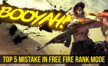Free Fire Ranked Mode