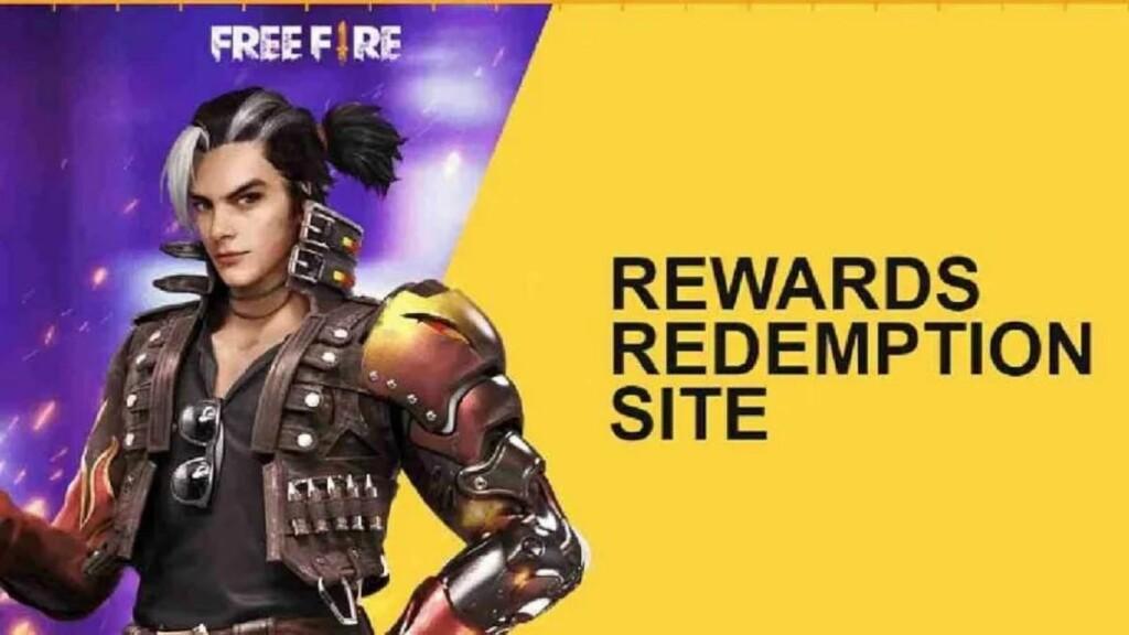 Free Fire Rewards