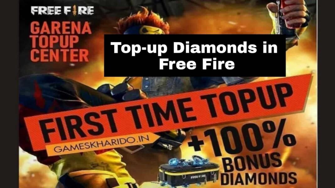 Diamonds In Free Fire