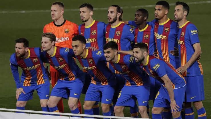 La Liga: Barcelona fixtures for 2020/21