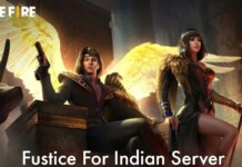 Justice For Indian Server