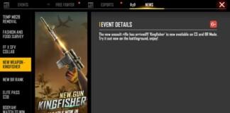 New Gun In Free Fire