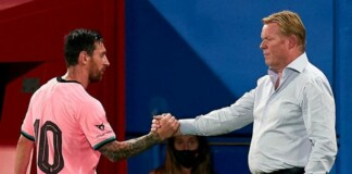 Lionel Messi is the prime candidate for Ballon d'Or: Ronald Koeman