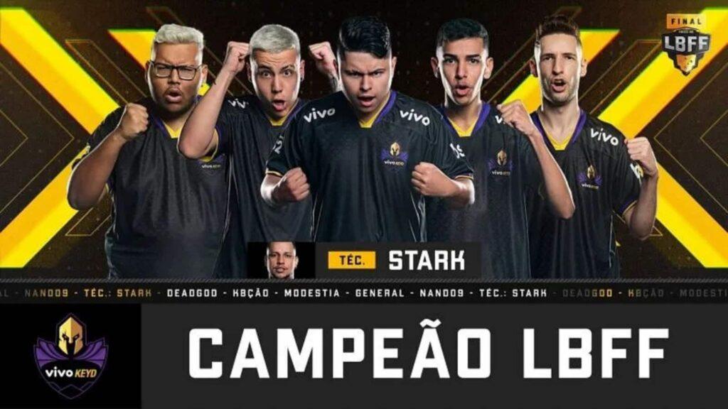 Liga Brasileira de Free Fire 5