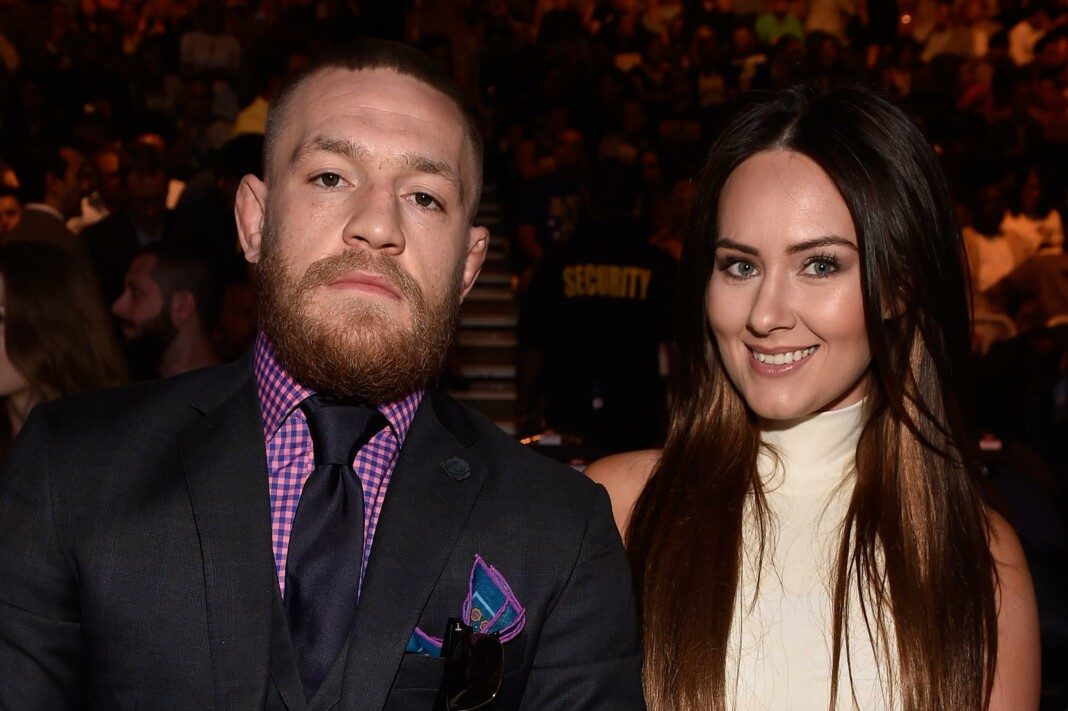 Conor McGregor's partner Dee Devlin