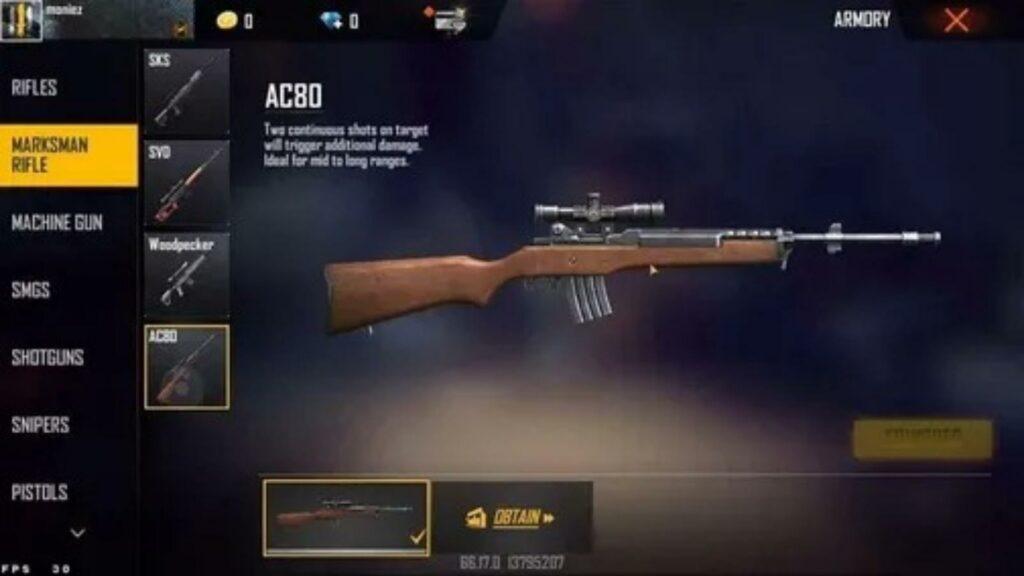 ob29 new gun - FirstSportz