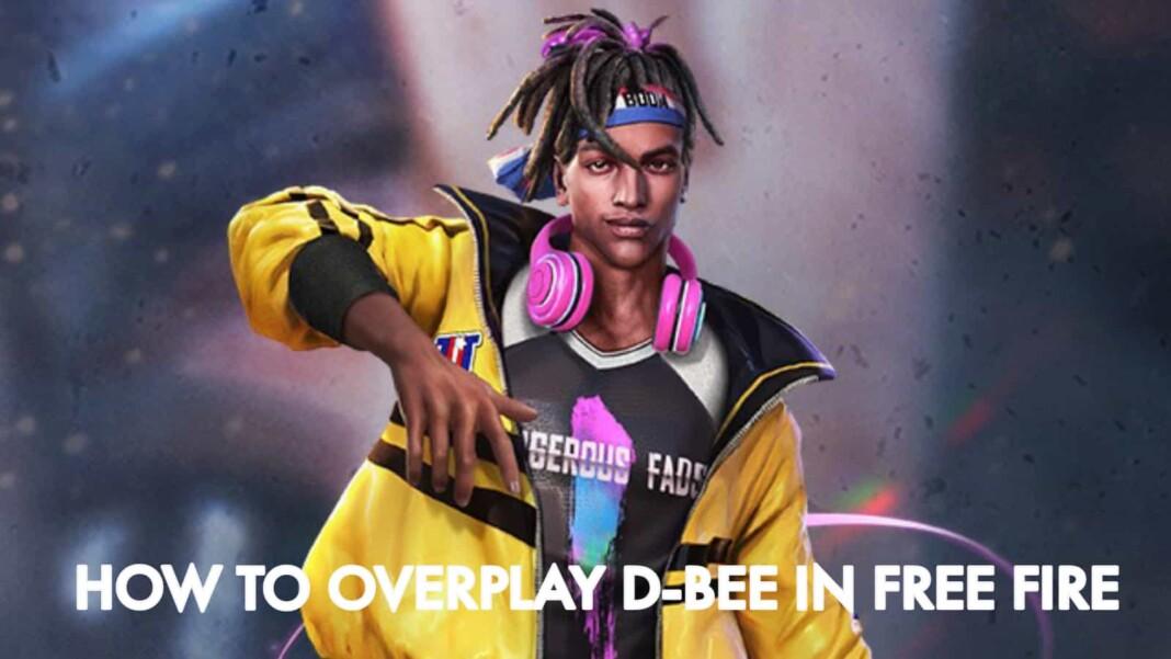 D-Bee In Free Fire