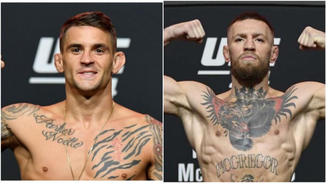 UFC 264 weigh in