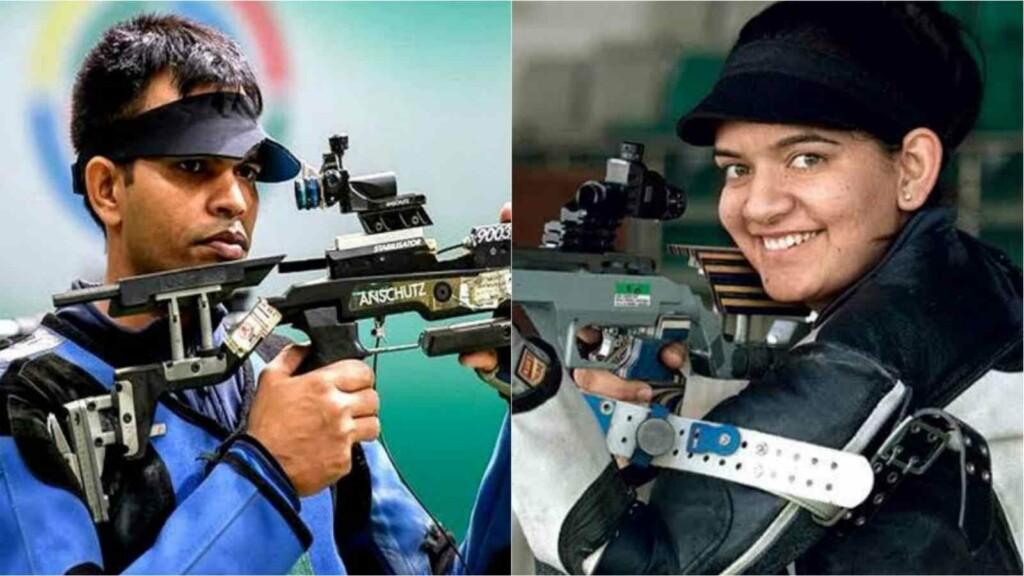 shooting at Tokyo Olympics