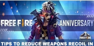 Best Tips To Reduce Recoil In Free Fire